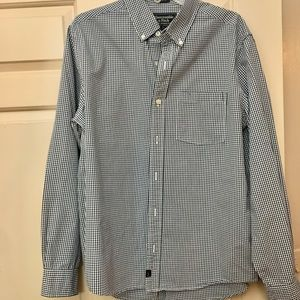 Abercrombie & Fitch PlaidButton Down Shirt